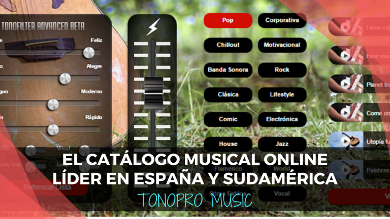 Tonopro Music Post Blog